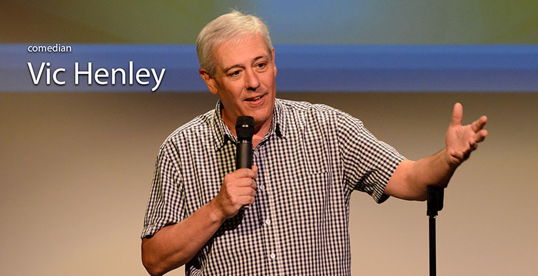 Ep278 – Vic Henley