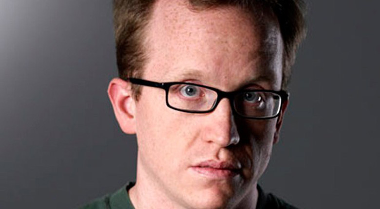 how tall is chris gethard